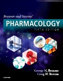 cover image - Brenner and Stevens' Pharmacology - Elsevier eBook on VitalSource,5th Edition