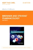 "cover image - Brenner and Stevens' Pharmacology """"Elsevier eBook on VitalSource (Retail Access Card)"""",5th Edition"