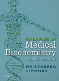 cover image - Evolve Resources for Principles of Medical Biochemistry,4th Edition