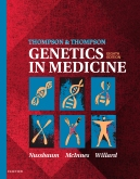 Thompson & Thompson Genetics in Medicine Elsevier eBook on Intel Education Study, 8th Edition
