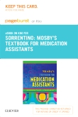 Mosby's Textbook for Medication Assistants - Elsevier eBook on Intel Education Study (Retail Access Card)