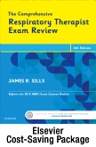 cover image - The Comprehensive Respiratory Therapist Exam Review- Elsevier eBook on VitalSource + Evolve Exam Review Access (Retail Access Cards),6th Edition