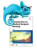 cover image - Elsevier Adaptive Learning for Introduction to Medical-Surgical Nursing,6th Edition