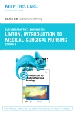 cover image - Elsevier Adaptive Learning for Introduction to Medical-Surgical Nursing (Access Card),6th Edition