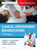 cover image - Clinical Orthopaedic Rehabilitation: A Team Approach,4th Edition