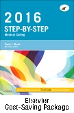 Step-by-Step Medical Coding 2016 Edition - Text and Workbook Package