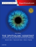cover image - The Ophthalmic Assistant,10th Edition