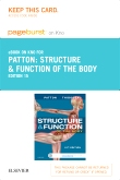 Structure & Function of the Body - Elsevier eBook on Intel Education Study (Retail Access Card), 15th Edition