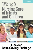 cover image - Wong's Nursing Care of Infants and Children - Text and Elsevier Adaptive Quizzing (Access Card) Package,10th Edition