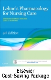 Lehne's Pharmacology for Nursing Care - Text and Elsevier Adaptive Quizzing (Access Card) Package, 9th Edition