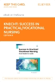 cover image - Success in Practical/Vocational Nursing - Elsevier eBook on VitalSource (Retail Access Card),8th Edition