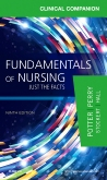 cover image - Clinical Companion for Fundamentals of Nursing,9th Edition