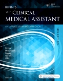 cover image - Kinn's The Clinical Medical Assistant,13th Edition