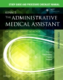 cover image - Study Guide for Kinn's The Administrative Medical Assistant,13th Edition