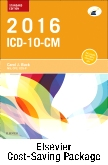 cover image - 2016 ICD-10-CM Standard Edition, 2016 HCPCS Standard Edition and AMA 2016 CPT Standard Edition Package