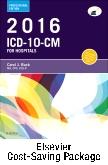 2016 ICD-10-CM Hospital Professional Edition (Spiral bound), 2016 ICD-10-PCS Professional Edition, 2016 HCPCS Professional Edition and AMA 2016 CPT Professional Edition Package