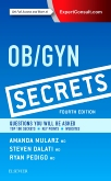 cover image - Ob/Gyn Secrets,4th Edition