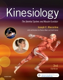 cover image - Kinesiology - Elsevier eBook on VitalSource,3rd Edition