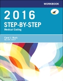 cover image - Workbook for Step-by-Step Medical Coding, 2016 Edition - Elsevier eBook on VitalSource