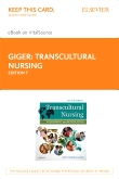 cover image - Transcultural Nursing - Elsevier eBook on VitalSource (Retail Access Card),7th Edition