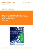 cover image - Fundamentals of Nursing - Elsevier eBook on VitalSource (Retail Access Card),9th Edition