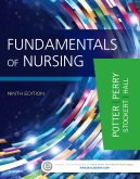 cover image - Evolve Resources for Fundamentals of Nursing,9th Edition