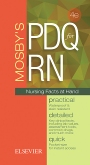 cover image - Mosby's PDQ for RN - Elsevier eBook on VitalSource,4th Edition