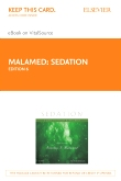 cover image - Sedation - Elsevier eBook on VitalSource (Retail Access Card),6th Edition