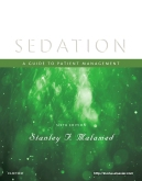 cover image - Sedation - Elsevier eBook on VitalSource,6th Edition