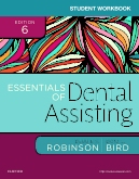 cover image - Student Workbook for Essentials of Dental Assisting,6th Edition