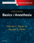 cover image - Basics of Anesthesia,7th Edition
