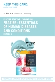 Elsevier Adaptive Learning for Essentials of Human Diseases and Conditions (Access Card), 6th Edition