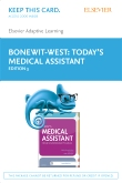 cover image - Elsevier Adaptive Learning for Today's Medical Assistant (Access Card),3rd Edition