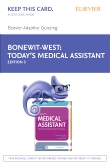 Elsevier Adaptive Quizzing for Today's Medical Assistant (Access Card), 3rd Edition