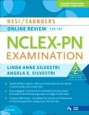 cover image - HESI/Saunders Online Review for the NCLEX-PN Examination (1 Year),2nd Edition