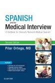 cover image - Evolve Resources for Spanish and the Medical Interview,2nd Edition