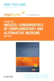 cover image - Fundamentals of Complementary and Alternative Medicine - Elsevier eBook on VitalSource (Retail Access Card),5th Edition