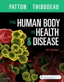 cover image - The Human Body in Health & Disease - Hardcover,7th Edition