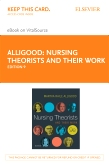 cover image - Nursing Theorists and Their Work - Elsevier eBook on VitalSource (Retail Access Card),9th Edition