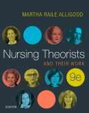 cover image - Nursing Theorists and Their Work - Elsevier eBook on VitalSource,9th Edition