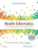 cover image - Health Informatics - Elsevier eBook on Vitalsource,2nd Edition