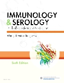 cover image - Evolve Resources for Immunology & Serology in Laboratory Medicine,6th Edition
