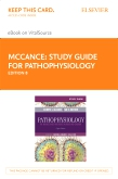 cover image - Study Guide for Pathophysiology- Elsevier eBook on VitalSource (Retail Access Card),8th Edition