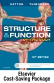 cover image - Anatomy & Physiology Online for Structure & Function of the Body (Access Code and Textbook Package),15th Edition