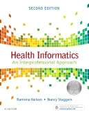 cover image - Evolve Resources for Health Informatics,2nd Edition