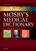 cover image - Mosby's Medical Dictionary,10th Edition