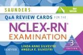 Saunders Q & A Review Cards for the NCLEX-RN® Examination