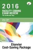 Facility Coding Exam Review 2016 - Elsevier eBook on VitalSource + Evolve Access (Retail Access Cards)