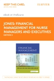 cover image - Financial Management for Nurse Managers and Executives - Elsevier eBook on VitalSource (Retail Access Card),5th Edition