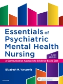 cover image - Essentials of Psychiatric Mental Health Nursing - Elsevier eBook on VitalSource,3rd Edition